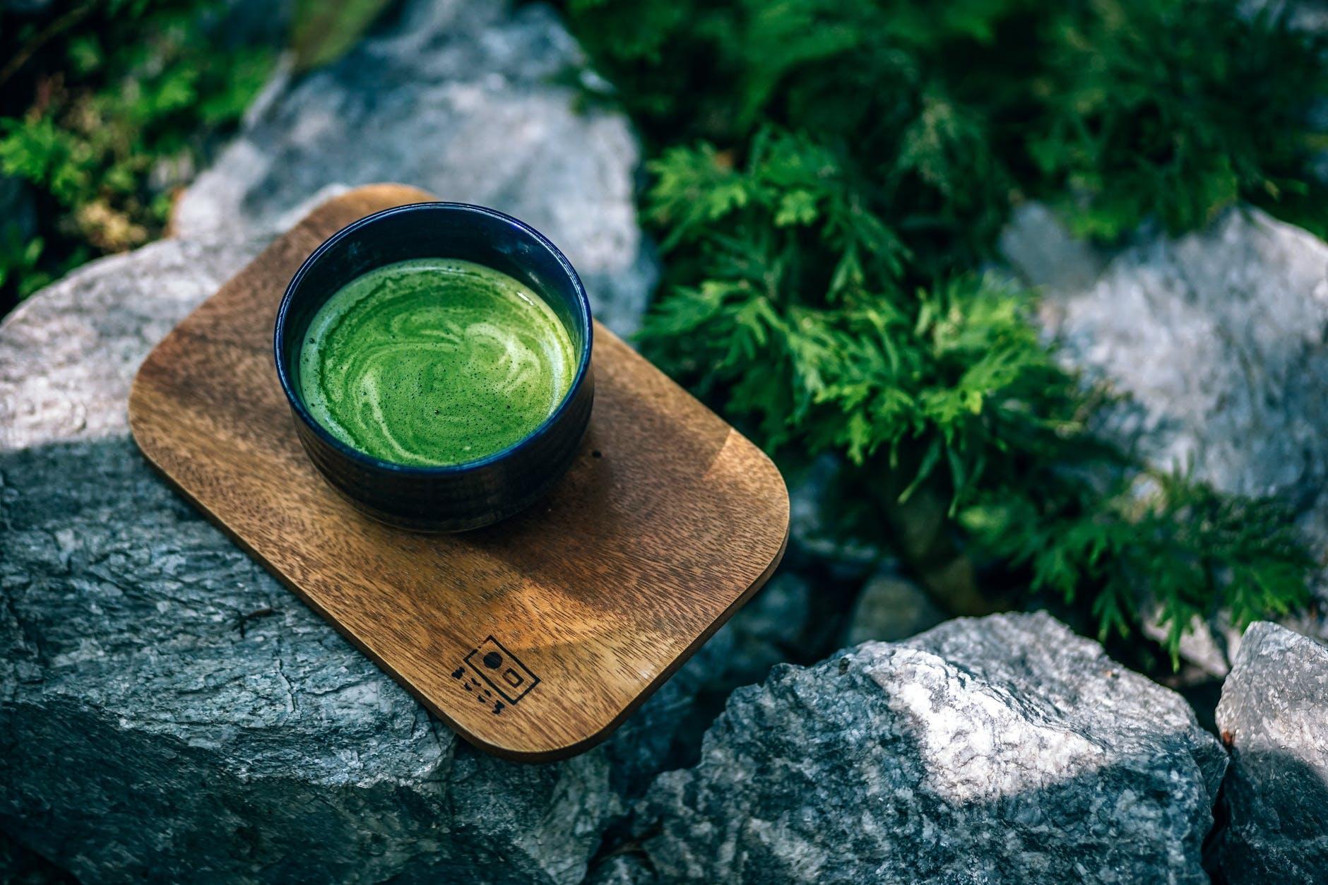 ชาเขียวกับประโยชน์ต่อสุขภาพ